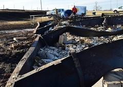 2018 - Disaster Relief - Vici, Oklahoma Wildfire (zendt66) Tags: zendt66 zendt nikon d7200 bgco sbdr southern baptist disaster relief vici oklahoma wildfire volunteers christian ash out fire remediation destruction
