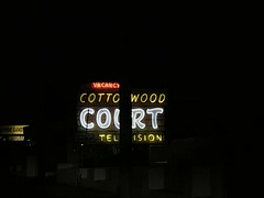 IMG_9268 (f l a m i n g o) Tags: cottonwoodcourt motel santafe nm new mexico trip april 2018