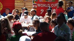 18world cup game3_2551 (the beautiful game - like no other) Tags: 2018fifaworldcuptoronto 2018worldcup 2018fifaworldcup portugal iran tourism ontario toronto collegestreet bairradagrillhouse bairradachurasqueira people soccer football