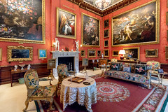 The Third George Room (Carol Spurway) Tags: peterborough cambridgeshire stamford lincolnshire stmartinswithout barnack 16thcentury elizabethan burghleyhouse treasurehousesofengland hha historichouses historichousesassociation interior house