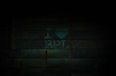 Entering Bleakpool (TheVuePoint) Tags: blackpool lancashire pier beach promenade north sand water rain disused abandoned urbex fylde st annes preston m65 holidays seaside black big one pleasure signs ruins bpl tower arcade illuminations