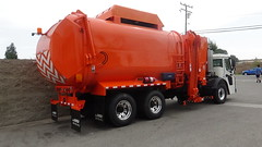 Amrep- Waste Resources Mack LR N3 (WesternWasteManagement) Tags: amrep ontario garbage refuse truck trash