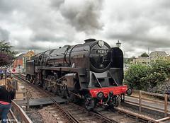 Black Prince 92203 (mickyman13) Tags: blackprince92203 blackprince 92203 br9f210092203blackprince br9f210092203 br9fengine britishrailways davidshepherd thenorthnorfolkrailway alltypesoftransport locomotive loco steam steamengine steamtrain heritagerailway heritagetrain heritagesteamrailway eos eos60d canon cannoneos60d 60d 60deos norfolk sheringham