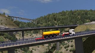 Scania S650 + Faymonville MegaMAX V1