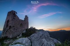 Samitier, Aragon (Hervé D.) Tags: aragon espagne spain samitier pyrénées pirineos ainsa leverdesoleil sunrise