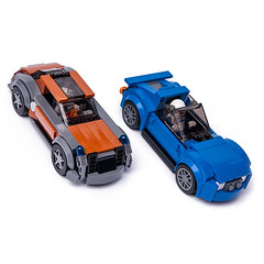 Speed Champions cars (KEEP_ON_BRICKING) Tags: lego moc mod car vehicle speedchampions speed champions legocar sportscar custom design keeponbricking