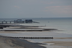 Cromer Pier (Tog66) Tags: evening landscape beach pier cromer norfolk summer