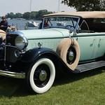 1932 Lincoln Model KB Sport Phaeton thumbnail