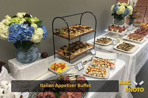 "Italian Appetizer Buffet • <a style=""font-size:0.8em;"" href=""http://www.flickr.com/photos/159796538@N03/29178290778/"" target=""_blank"">View on Flickr</a>"