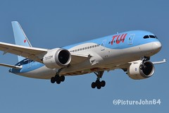 B787-8: OR302 Tui Fly Boeing 787-8 Dreamliner (PH-TFK) arriving from Zanderij Surinam at Schiphol Amsterdam (PictureJohn64) Tags: passenger sigma amsterdam eham schiphol pax d7100 netherlands nikon aerodrome aeronauticas airplane airport vliegveld vliegtuig picturejohn64 aircraft surinam zandery phtfk dreamliner 787 boeing tuifly plane airliner flying flughafen flickr aeropuerto flugzeug transport flight air spotter aviacion aviation aviones aviões aeronautical amantesdaaviação aerodynamics aeroplane machines planespotting lineaaérea compagniesaériennes flyselskab flyet avion aereo avião avión travel reizen transportation traffic airline airlines