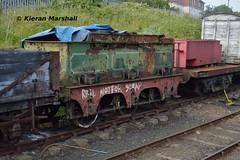 Whitehead, 7/7/18 (hurricanemk1c) Tags: railways railway train trains 2018 rpsi railwaypreservationsocietyofireland whitehead gswr greatsouthernandwesternrailway tender