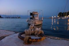 Kassiopi,Corfu (plot19) Tags: sony rx100 boat harbour rope sea seaside corfu greece isle isles islands plot19 photography kissiopi