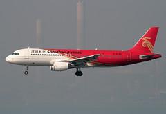B-6649   CSZ   A320   VHHH (Jazon C. - AHKGAP) Tags: fall ahkgap hongkong hongkonginternationalairport vhhh hkg shenzhen shenzhenairlines airbus airbusa320 a320 airbus320 csz b6649