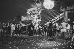 All-night long (mripp) Tags: art vintage retro old concert festival melt black white mono monochrom night sony alpha 7rii voigtländer nokton 40mm f12