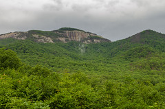 Table Rock Mountain South Carolina (rschnaible) Tags: woods forest outdoor landscape table rock south carolina state park mountain sky