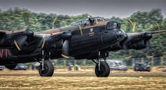PA474 post display (bazzast170) Tags: riat lancaster bomber bbmf world war 2 ww2