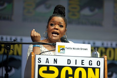 Yvette Nicole Brown (Gage Skidmore) Tags: yvette nicole brown walking dead amc san diego comic con international 2018 convention center california