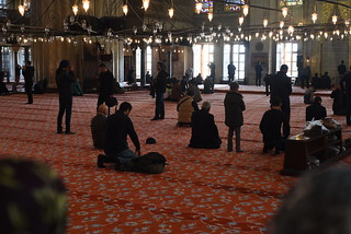Blue Mosque (Camii): Space of Worship