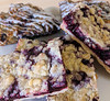 Blackberry cookie bars and Scones (Just Simply Delicious) Tags: waynesvillenc blackberry cookie bars scones