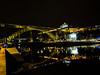 Puente Don Luis I (JLL85) Tags: oporto porto portugal bridge night luces light river rio reflejos reflects lights