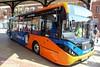Warrington's Own Buses CH06CAT (Mike McNiven) Tags: warringtonsownbuses networkwarrington alexanderdennis enviro200 altrincham appleton northwich warrington enviro200mmc aliceinwonderland cheshirecat