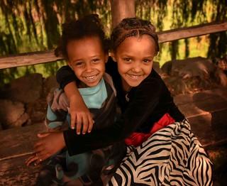 Tigray Girls