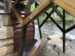 Glade Creek Grist Mill in Babcock State Park, WV (TrailMob.com) Tags: westvirginia wv babcocksp babcockstatepark wvstateparks westvirginaparks gladecreekgristmill scenery travel almostheaven outdoors travelwestvirginia gristmill westvirginiamill