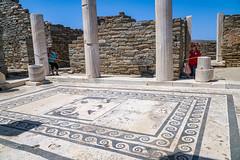 DSC02638.jpg (valerie.toalson) Tags: mosaic greece delos ancientruins