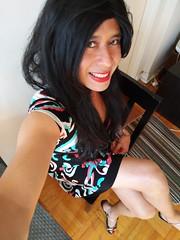P_20180701_174100 (irene7890) Tags: crossdresser crossdress crossdressing cd tgirl transvestite tranny transexual travesti transgender transgendered trans