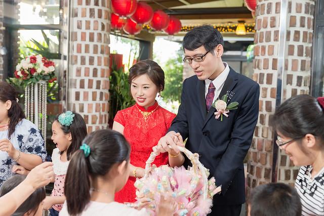 台南婚攝 大成庭園餐廳 紅樓 (76)