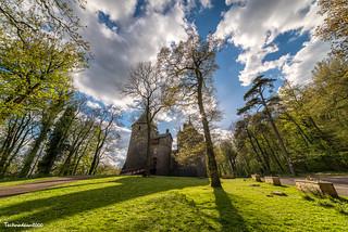 Castle Coch, South Wales