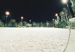 Bagarmossens BP i snö