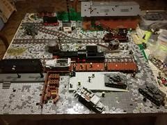 95% complete (kr1minal) Tags: lego diorama wwii worldwar nazi german moc bricks brickmania
