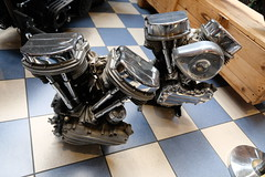 DSCF2664 (Chromed Jalopy's) Tags: 2018 rumble thunder thunderbike roadhouse rumblers cc kustom kulture hot rod custom hamminkeln