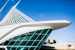 Only You (Thomas Hawk) Tags: america milwaukee milwaukeeartmuseum santiagocalatrava usa unitedstates unitedstatesofamerica wisconsin architecture fav10 fav25 fav50