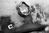 A badge of a Soviet Moskvitch 407 (alexey & kuzma) Tags: moskvitch 407 fujifilm xt20 car coche badge logo