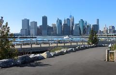 IMG_4329 (kz1000ps) Tags: newyorkcity nyc manhattan architecture cityscape urbanism brooklyn waterfront bridge lowermanhattan parks skyline eastriver harbor