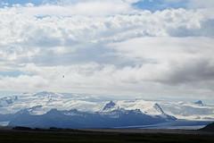 vista panoramica desde Hali del Lago Jökulsárlón el glaciar Vatnajökull en Parque Nacional Skaftafell Islandia 04 (Rafael Gomez - http://micamara.es) Tags: panoramica hali vistas panorámicas del glaciar jökulsárlón parque nacional skaftafell islandia vista desde lago el vatnajökull en iceland