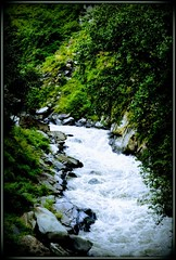 The water flowing...The endless river...Forever and ever... (debanjanmaitra) Tags: river flowing nature fantasticnature incredibleindia nikkon picturesque trip roadtrip