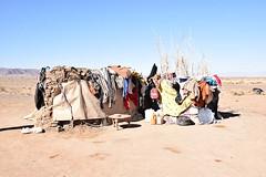 Desert Nomad Home (meg21210) Tags: berber berbere nomad nomads home tent structure temporary sahara morocco desert