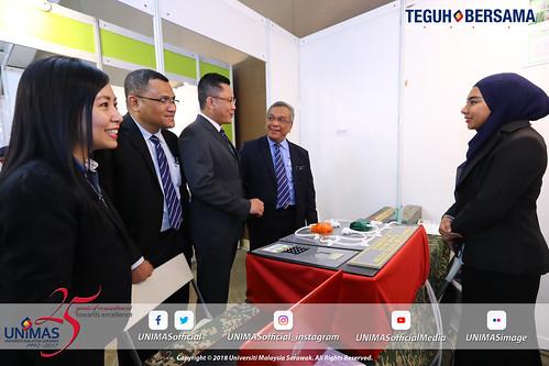 UNIMAS Innovation and Technology Expo 2018, InTEX18