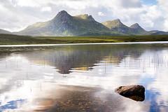 Lochan Hakel II (Paul C Stokes) Tags: loch lochan lake hakel benloyal ben loyal loahanhakel mountain scotland tongue northcoast500 northcoast north coast 500 nc500 sony sonya7r2 a7r2 zeiss1635 zeiss 1635mm mountains range