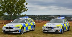 Roads Policing (S11 AUN) Tags: cumbria police durham constabulary bmw 330d 3series xdrive touring anpr traffic car rpu roads policing unit 999 emergency vehicle lj67dzt px15anf