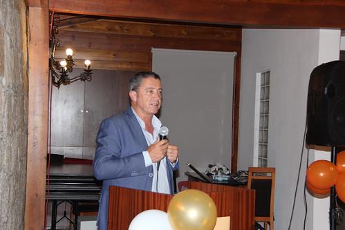 José Silvano na tomada de posse da JSD de Sever do Vouga