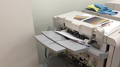 ALL. DAY. LONG. TODAY. (Lee Bennett) Tags: busy nonstop production highvolume machine copier photocopy copy