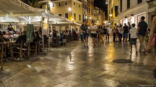 2571 Escena callejera, Ciutadella de Menorca