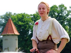 2018 Living History (Steenvoorde Leen - 7.8 ml views) Tags: 2018 doorn utrechtseheuvelrug living history 19141918 great war wo i huis haus kaiser wilhelm keizer people visitors event girl sussex yomanry horse pferd cheval paard paardenshow horseshow greatbrittain soldier calvalerie calvalerieshow eastsussex yeomanry calvalry horseriding pose portret huisdoornhaus doornliving historyeventevent doorneventutrechtseheuvelrug