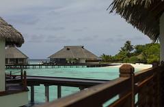 Water villas (n.ivovic) Tags: maldives water villas tropical paradise indian ocean honeymoon relax leisure beach vacation canon eos 60d