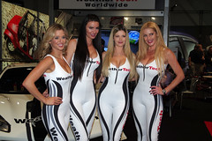 WeatherTech Girls (spdpat) Tags: sema semashow 2017 imgp1343copy weathertech