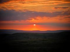 Tomorrow is a new day (Missy Jussy) Tags: dogwalk denshaw rochdale sunset walkinglandscape lancashire landscape hills sheep farmland canonpowershotsx60 canonpowershot canon sun sky clouds skyscape evening eveningsun